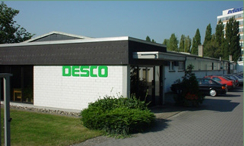 Onze partner Desco Maschinenfabrik